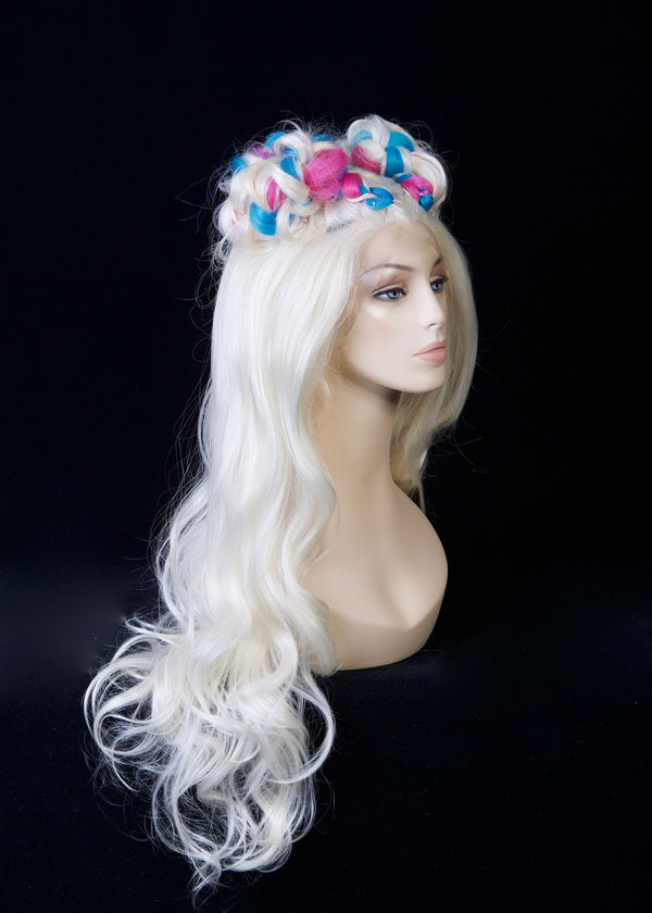 PRE STYLED WIG 16