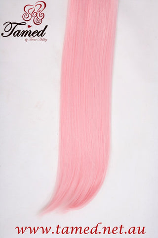 PASTEL PINK - DELUXE SYNTHETIC WEFT