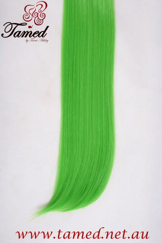 LIGHT GREEN - DELUXE SYNTHETIC WEFT