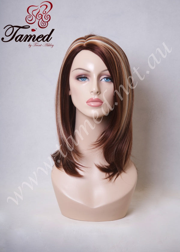 RACHAEL - Tamed wigs and makeup - 1