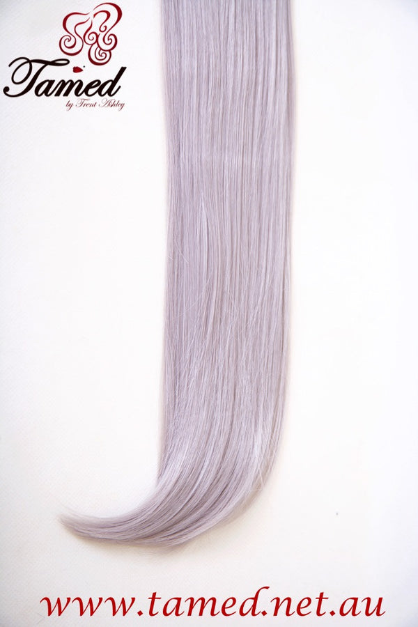 DARK GREY - DELUXE SYNTHETIC WEFT - Tamed wigs and makeup