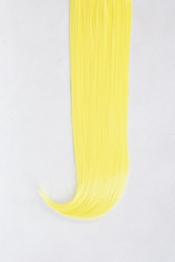 YELLOW - DELUXE SYNTHETIC WEFT