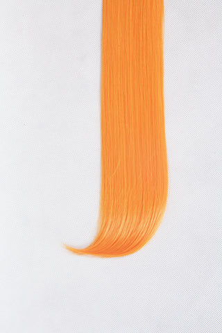 ORANGE - DELUXE SYNTHETIC WEFT
