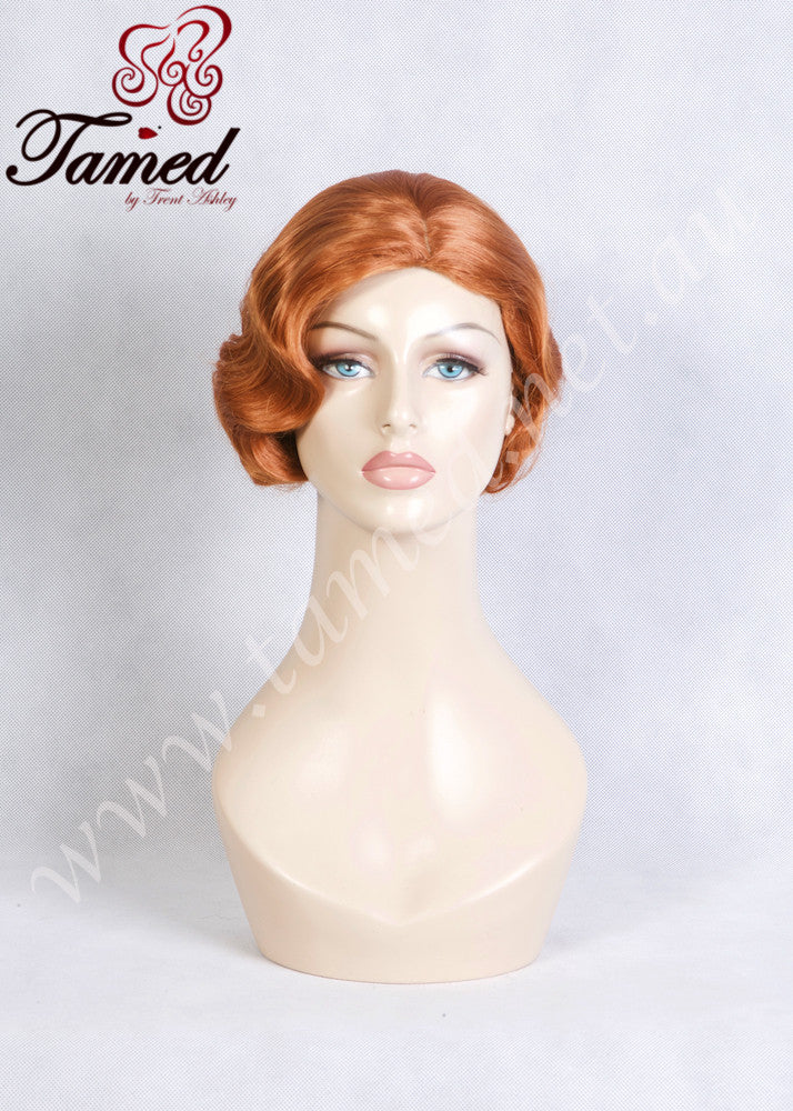 EDITH COPPER - Tamed wigs and makeup - 1