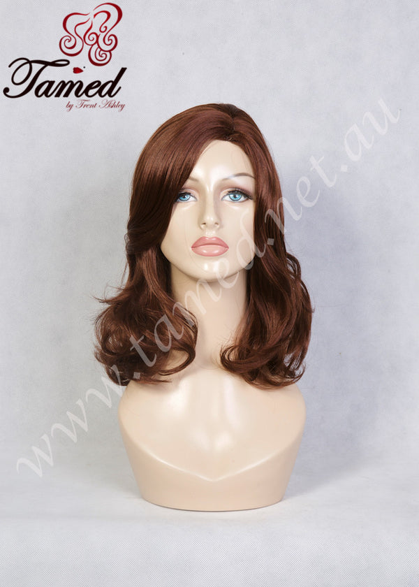 WINNIE - Tamed wigs and makeup - 1
