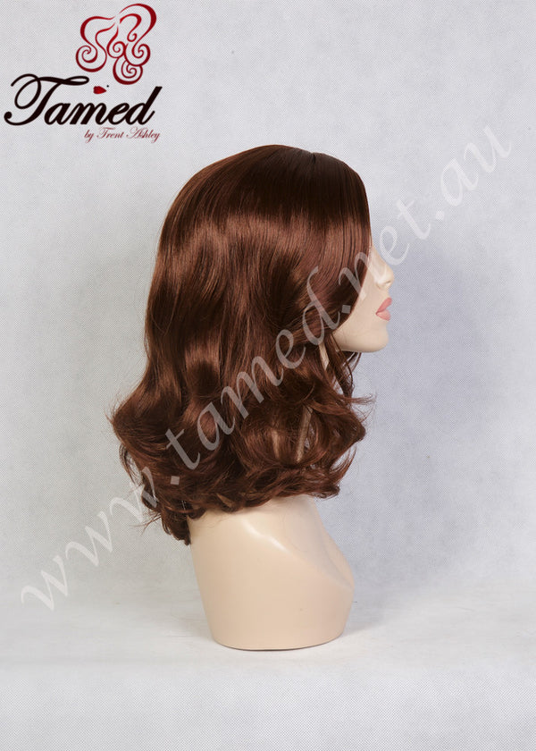 WINNIE - Tamed wigs and makeup - 2