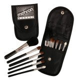 Mehron Mini Makeup Brush Set 6pc - Tamed wigs and makeup