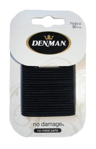 DENMAN NO DAMAGE ELASTIC 2MM BLACK (30)