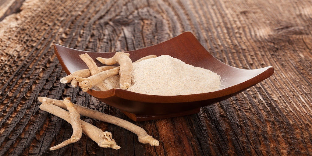 5 Benefits of Supplementing with Ashwagandha