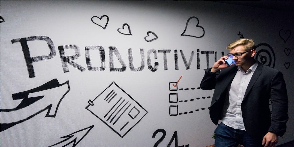 6 Tips for a Highly Productive Day
