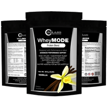 Load image into Gallery viewer, 3D Labs Nutrition: WheyMode (Whey Protein Blend)