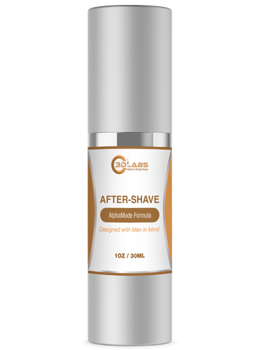 After-Shave-Skin Care-3D Labs Nutrition