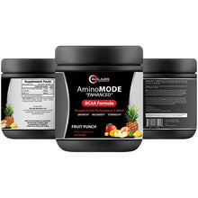 Load image into Gallery viewer, 3D Labs Nutrition AminoMode Fruit Punch BCAAs