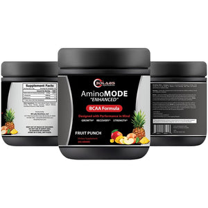 3D Labs Nutrition AminoMode Fruit Punch BCAAs