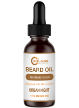 Load image into Gallery viewer, Beard Oil (Urban Night)-Skin Care-3D Labs Nutrition