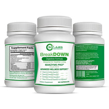 Load image into Gallery viewer, 3D Labs Nutrition: Breakdown Digestive Enzyme