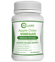 Load image into Gallery viewer, 3D Labs Nutrition: Apple Cider Vinegar