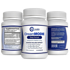 3D Labs Nutrition: DreamMode Sleep Aid