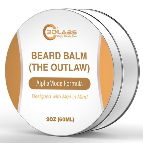 Beard Balm-Skin Care-3D Labs Nutrition