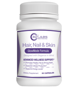 Hair, Nail & Skin-Skin Care-3D Labs Nutrition