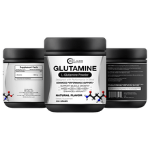 Load image into Gallery viewer, 3D Labs Nutrition: Glutamine Powder