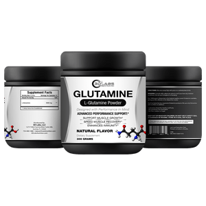 3D Labs Nutrition: Glutamine Powder