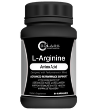 Load image into Gallery viewer, 3D Labs Nutrition: L-Arginine Capsules