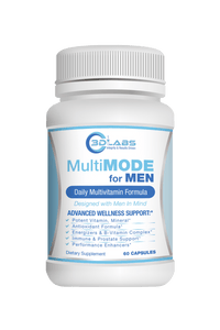 3D Labs Nutrition: MultiMode for Men: mens multivitamin