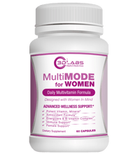 Load image into Gallery viewer, 3D Labs Nutrition: MultiMode for Women: women multivitamin