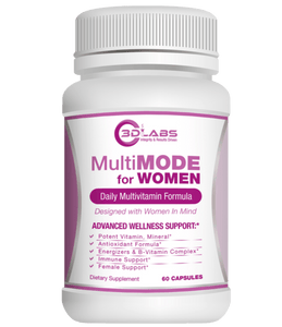 3D Labs Nutrition: MultiMode for Women: women multivitamin