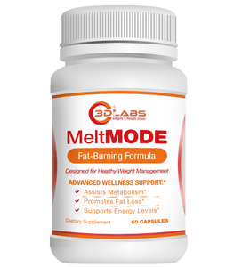3D Labs Nutrition: MeltMode Fat Burner
