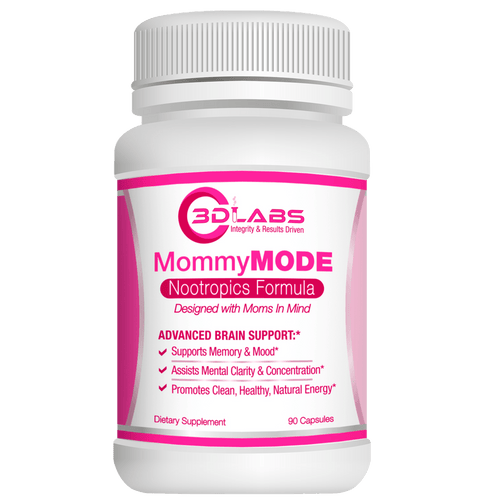 MommyMode Nootropics Formula from 3D Labs Nutrition