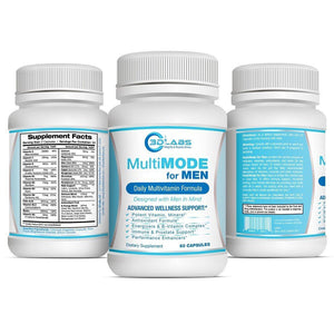 3D Labs Nutrition: MultiMode for Men Multivitamin