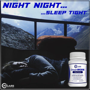 3D Labs Nutrition: DreamMode Sleep Formula