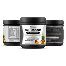 Load image into Gallery viewer, 3D Labs Nutrition: NitroMode Fruit Punch Pre-Workout