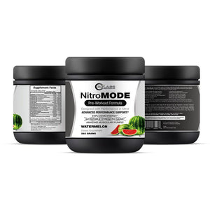 3D Labs Nutrition: NitroMode Watermelon PreWorkout