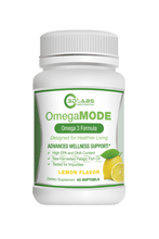 Load image into Gallery viewer, 3D Labs Nutrition: OmegaMode Omega-3 Fatty Acids