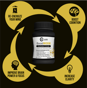 3D Labs Nutrition: BoostMode Nootropic Blend