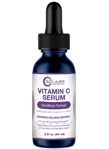 Vitamin C Serum-Skin Care-3D Labs Nutrition