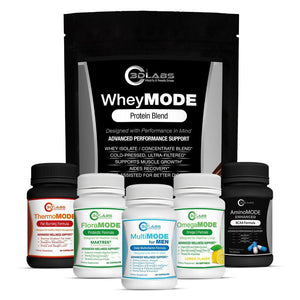 3D Labs Nutrition: Destination Lean (Men's)