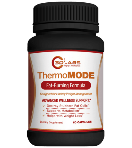 3D Labs Nutrition: ThermoMode - Weight Loss Thermogenic