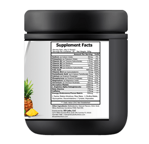 3D Labs Nutrition: NitroMode Pre-Workout Fruit Punch