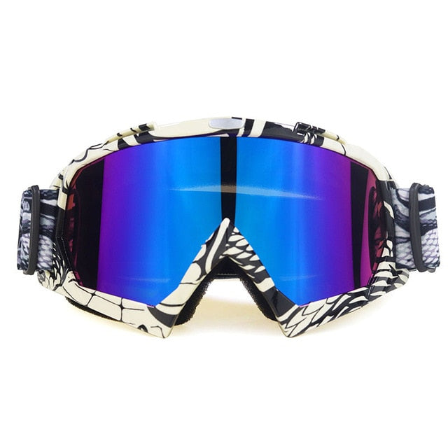 Motorcycle ATV Off-Road Glasses