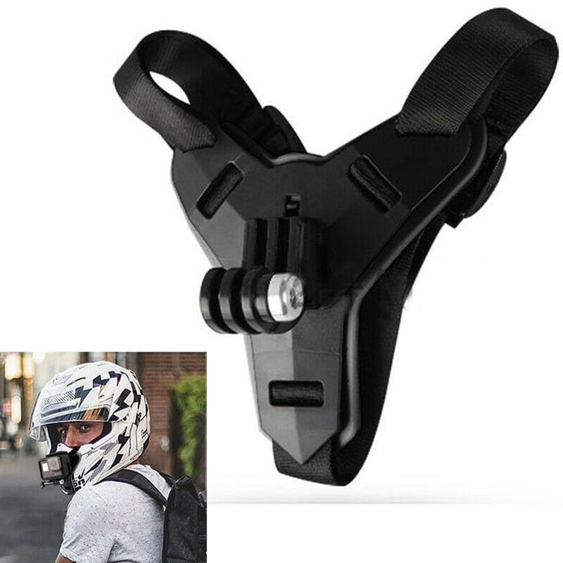 1PC Full Face Helmet Chin Mount Holder for GoPro Hero 8 6 5