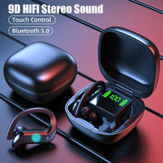 Dual Touch Bluetooth Earbuds