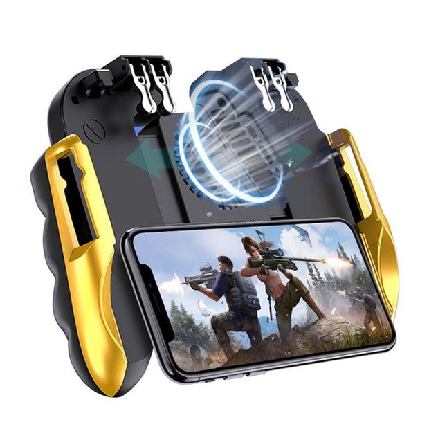 IOS Android Mobile Game Pad