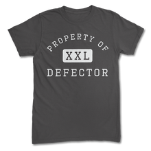 Load image into Gallery viewer, Property of Defector T-Shirt
