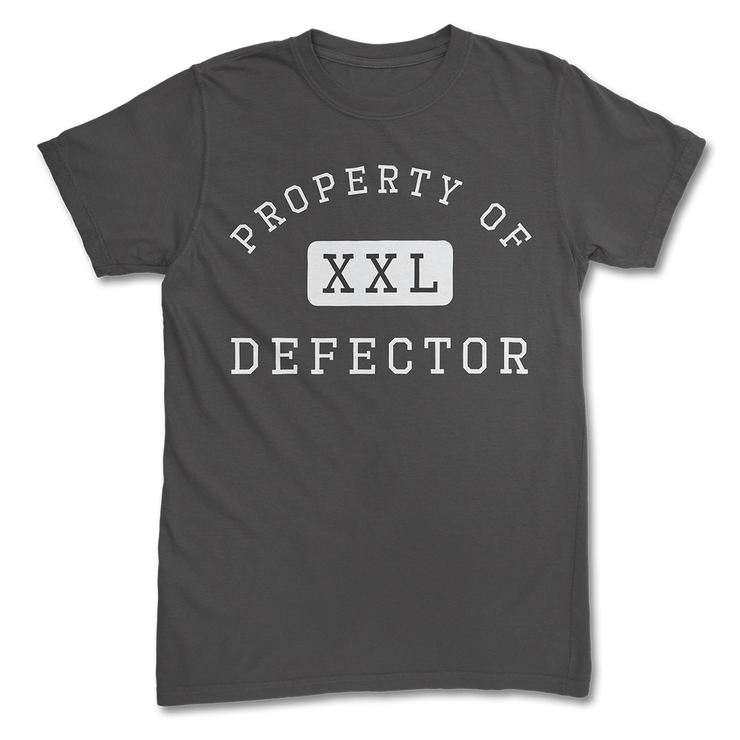 Property of Defector T-Shirt