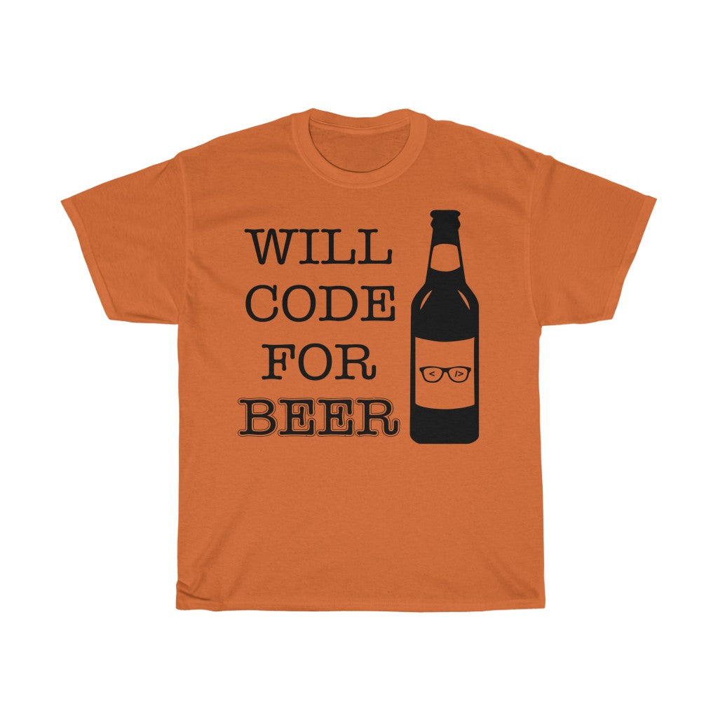 Will Code for Beer