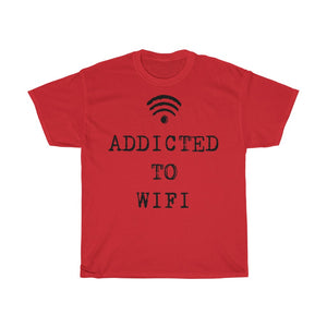 Addicted to Wifi